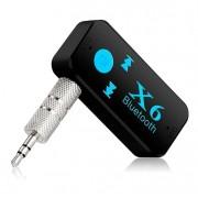 Беспроводной AUX адаптер Bluetooth MRM W11-X6 (Черный)