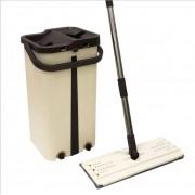 Швабра с ведром Housekeeper Typemop TY-002 (Бежевый)