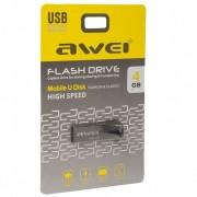 Флешка USB 3.0 Awei 4GB (Черный)