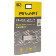 Флешка USB 3.0 Awei 2GB (Черный)