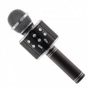 Караоке-микрофон Wster WS-858 (Черный)