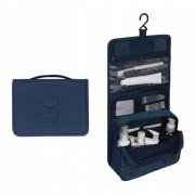 Дорожная сумка для туалетных принадлежностей (Синий)