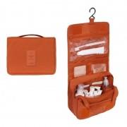 Дорожная сумка для туалетных принадлежностей (Оранжевый)