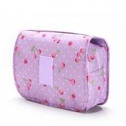 Дорожная сумка для туалетных принадлежностей (Сиреневая вишня)