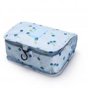 Дорожная сумка для туалетных принадлежностей (Голубая вишня)