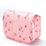 Дорожная сумка для туалетных принадлежностей (Розовая вишня)