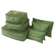 Комплект органайзеров Laundry Pouch (Зеленый)