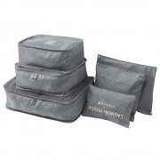 Комплект органайзеров Laundry Pouch (Серый)