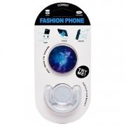 Держатель попсокет Combo Fashion Phone (Темно-синий)