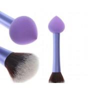 Кисть для макияжа Note (Фиолетовый)