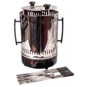 Электрическая шашлычница Haeger HG-8619 (Черный)
