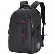 Мужской рюкзак Swicky на 26 л (Чёрный)