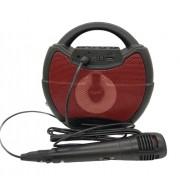 Беспроводная Bluetooth колонка Buli ZQS-1421 (Красный)