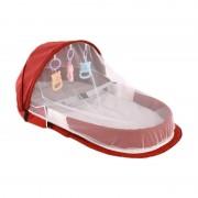 Складная люлька-кровать для путешествий (Красный)