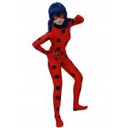 Карнавальный костюм Леди Баг, размер S (Красный)