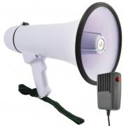 Ручной мегафон HW-20 (Белый)