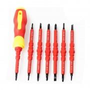 Набор диэлектрических отверток (Красный)
