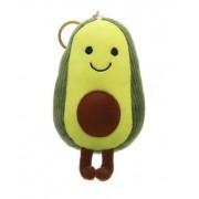 Брелок на рюкзак Авокадо 15 см (Желто-зеленый)