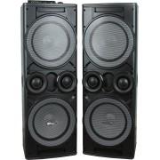 Aкустическaя сиcтeма Eltronic EL-1212N Twin Max (Черный)