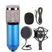Конденсаторный микрофон в комплектации BM-800 (Синий)