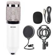 Конденсаторный микрофон в комплектации BM-800 (Белый)