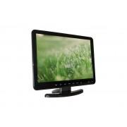 Портативный телевизор DVB-T2 с DVD плеером XPX EA-1668L (Черный)