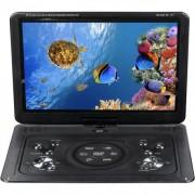 Портативный DVD-плеер с тюнером XPX EA-1769L (Черный)
