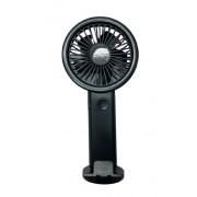 Портативный настольный вентилятор HAS-1 (Черный)