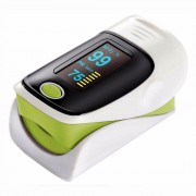 Пульсоксиметр Fingertip Pulse Oximeter (Зеленый)