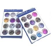 Камифубики для дизайна ногтей Lilly Beaute (Микс)