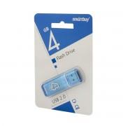 Флешка USB 2.0/3.0 Smartbuy 4GB (Синий)