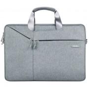 """Сумка WIWU Gent Business для MacBook 13.3"""" (Светло-серый)"""