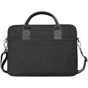 """Чехол-сумка WIWU Vogue для MacBook 13.3"""" (Черный)"""
