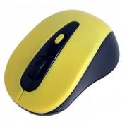Беспроводная мышка Wireless G-203 (Черно-желтый)