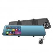 Зеркало видеорегистратор L909C-1 (Черный)