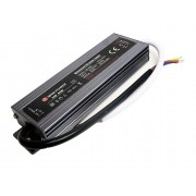 Блок питания для светодиодной ленты Slim MR-2480 24V 80W (Черный)