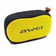 Портативная Bluetooth колонка Awei Y900 (Желтая)