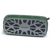 Портативная Bluetooth колонка Awei Y330 (Зеленый)