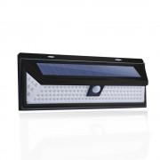 Настенный светильник на солнечной батареи LF-1630 (Черный)