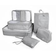 Набор багажных сумок WIWU Travel 6 (Серый)