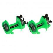 Мини-ролики на пятку Small Whirlwind Pulley (Зеленый)