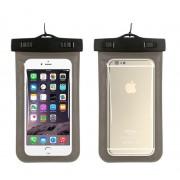 Универсальный водонепроницаемый чехол для телефона (Черный)