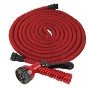 Поливочный шланг Magic Garden Hose 37 м (Красный)