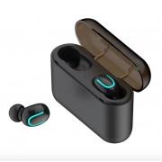 Беспроводные Bluetooth наушники HBQ-Q32 TWS (Черный)