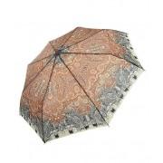 Зонт женский полуавтоматический Pasio 7810-01-2 (Коричневый)