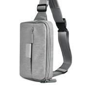 Поясная сумка WiWU Fanny Pack (Серый)