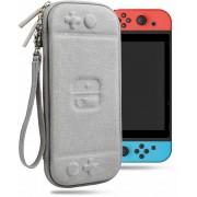 Чехол WIWU Hard Shell для приставки Nintendo Switch (Серый)