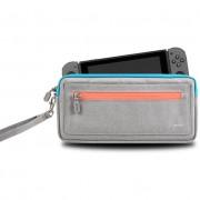 Чехол WIWU Case Cozy для приставки Nintendo Switch (Серый)