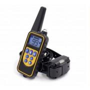 Электронный ошейник для дрессировки собак (Черный)