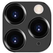 Защитное стекло TOTU для камеры iPhone 11 Pro / iPhone 11 Pro Max (Черный)
